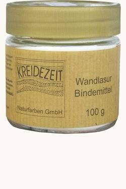 Wandlasur-Bindemittel-kreidezeit
